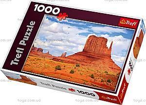 Пазл на 1000 деталей «Памятник Valley, США», 10315