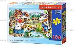 Детский пазл Castorland «Сказки», 108 деталей, 108-p