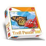Пазлы Trefl «Бабочка», 87002, купить
