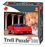 Пазлы Trefl «Автомобиль», 87006, отзывы