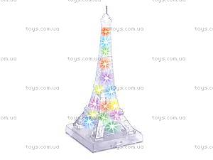 Пазл 3D для детей «Эйфелева башня», 9035A