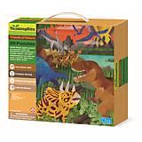 Пазл 3D «Динозавры», 00-04668