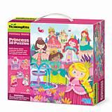 Пазл 3D «Принцессы», 00-04718