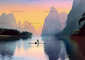 Пазл на 500 деталей «Речка Лицзян, Китай», 37161, купить