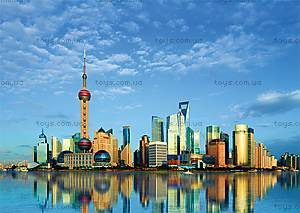 Пазл на 500 деталей «Шанхай, Китай», 37163, купить
