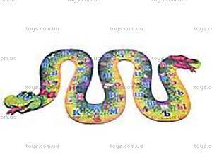 Пазл-азбука «Змейка», S36-R|E, купить