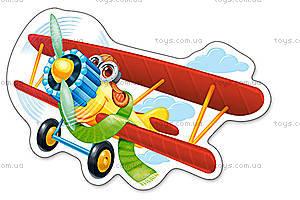 Пазл Castorland 4х1 «Самолеты», 447, фото