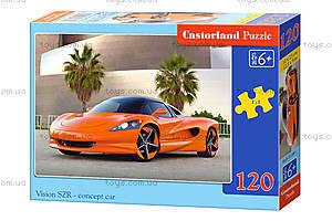 Пазл Castorland midi на 120 деталей «Концепт-кар Vision SZR», В-13159, купить