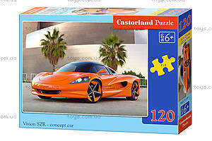 Пазл Castorland midi на 120 деталей «Концепт-кар Vision SZR», В-13159