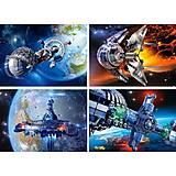 Пазл Castorland mini на 120 деталей «Космос», А-12022-КО, купить