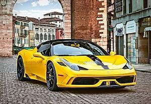 Пазл Castorland на 1000 деталей «Ferrari 458 Spectacle», С-103263