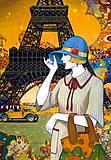 Пазл Castorland на 1000 деталей «Парижские улицы», С-103591, купить