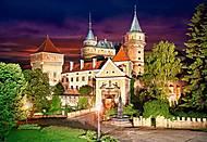 Пазл Castorland на 1000 деталей «Замок Бойнице», С-103393