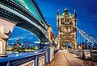 Пазл Castorland на 2000 деталей «Тауэрский мост в Лондоне», С-200597
