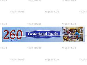 Пазл Castorland на 260 деталей, 260к, купить