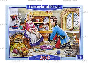 Пазл Castorland на 260 деталей, 260к, фото