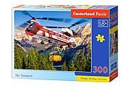 Пазл Castorland на 300 деталей «Воздушный транспорт», В-030125, купить