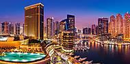 Пазл Castorland на 4000 деталей «Дубаи», С-400195