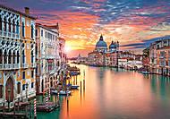 Пазл Castorland на 500 деталей «Венеция на закате», В-52479