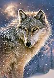 Пазл Castorland на 500 деталей «Волк», В-52431