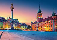 Пазл Castorland на 500 деталей «Замковая площадь, Варшава», В-52486, фото