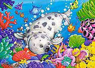 Пазл Castorland на 60 деталей «На коралловом рифе», В-06892, фото