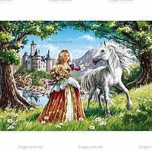 Пазл Castorland на 60 деталей «Принцесса», В-06830, купить