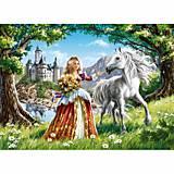 Пазл Castorland на 60 деталей «Принцесса», В-06830, фото