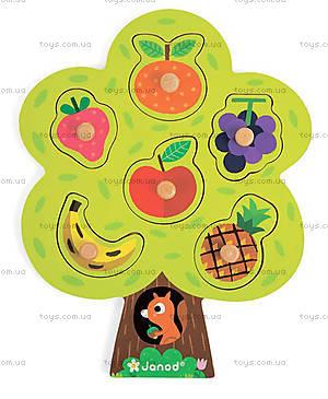 Пазл деревянный «Фруктовое дерево», J07061