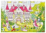 Пазл деревянный goki «Фантастический дворец», 57615G, отзывы