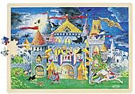 Пазл деревянный goki «Время сказок», 57949G, отзывы