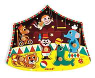 Пазл деревянный «Звезды цирка», J07060, купить