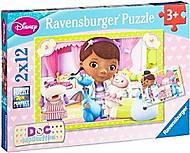 Пазл детский Ravensburger Disney «Доктор Плюшева», 07572R