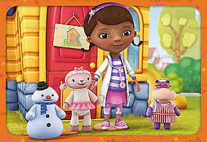 Пазл детский Ravensburger Disney «Доктор Плюшева: Скорая помощь», 07576R, купить
