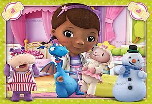 Пазл детский Ravensburger Disney «Доктор Плюшева», в рамке , 08736R, купить