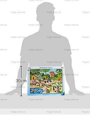 Пазл детский Ravensburger Disney «Домашние животные» в рамке , 06777R, купить