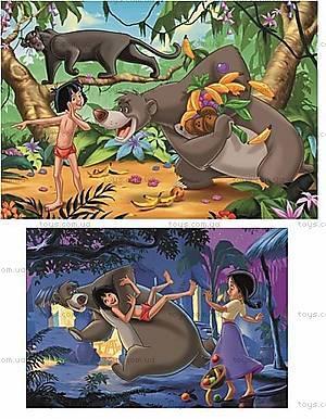 Пазл детский Ravensburger Disney «Друзья Маугли», 08894R, купить