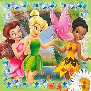 Пазл детский Ravensburger Disney «Феи» 3в1, 07193R, фото