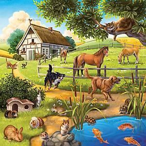Пазл детский Ravensburger Disney «Животный мир», 09265R, купить