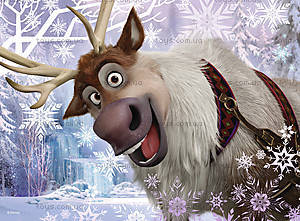 Пазл детский Ravensburger Disney «Холодное сердце» 4в1, 07360R, купить
