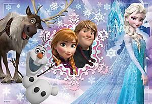 Пазл детский Ravensburger Disney «Холодное сердце» в рамке , 08766R, купить