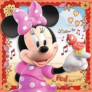 Пазл детский Ravensburger Disney «Минни Маус» 3в1, 07244R, купить