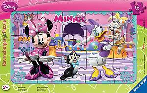 Пазл детский Ravensburger Disney «Минни Маус» в рамке , 06049R, купить