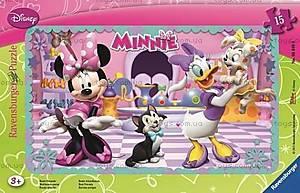 Пазл детский Ravensburger Disney «Минни Маус» в рамке , 06049R