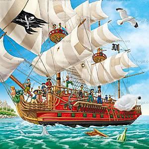 Пазл детский Ravensburger Disney «Приключения пиратов», 09275R, купить