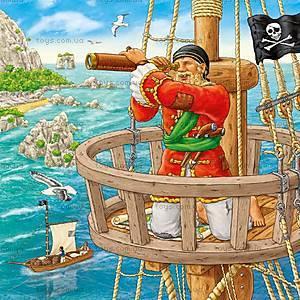 Пазл детский Ravensburger Disney «Приключения пиратов», 09275R, фото