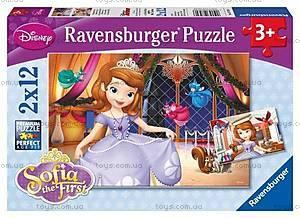 Пазл детский Ravensburger Disney «Принцесса София», 07570R