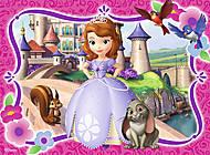 Пазл детский Ravensburger Disney «София» 4в1, 07328R