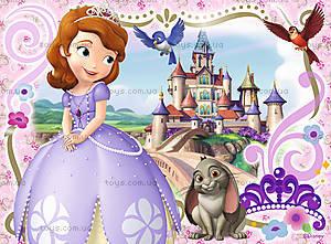 Пазл детский Ravensburger Disney «София» 4в1, 07328R, фото