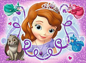 Пазл детский Ravensburger Disney «София» 4в1, 07328R, отзывы